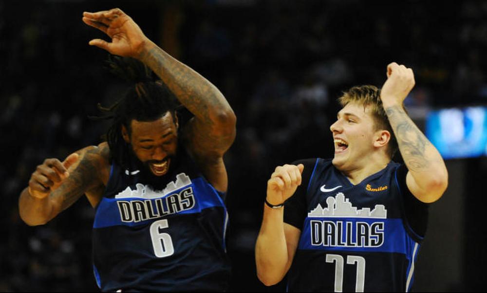 NBA: Ηγέτης ο Ντόντσιτς στους Μάβερικς (video)