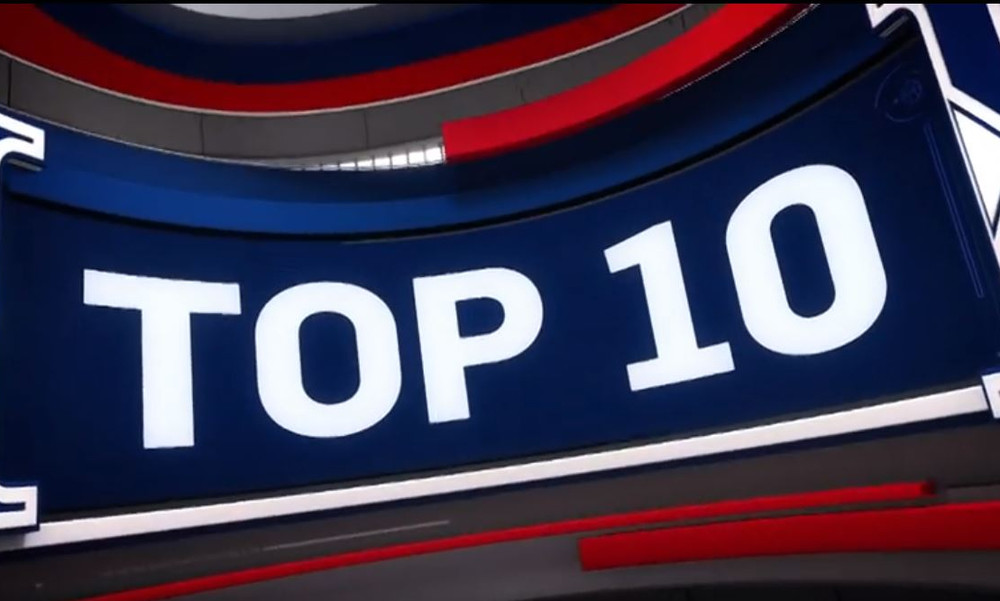 Top-10 του NBA με Αντεμπάγιο (video)