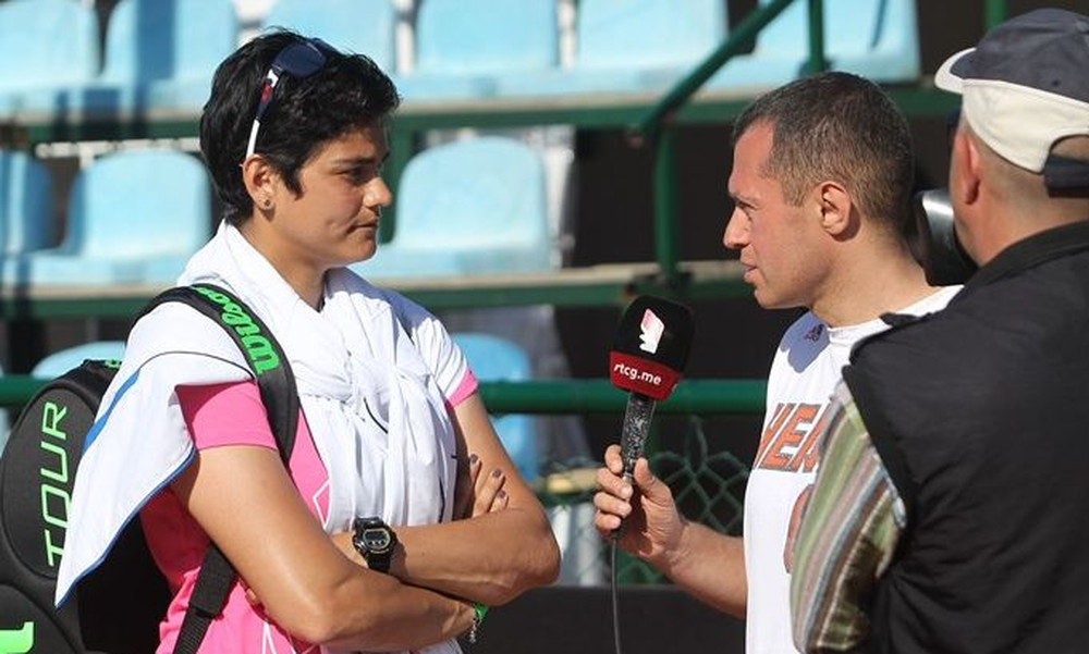 Τένις: Πρόκριση για τη Δανιηλίδου στην Ιταλία