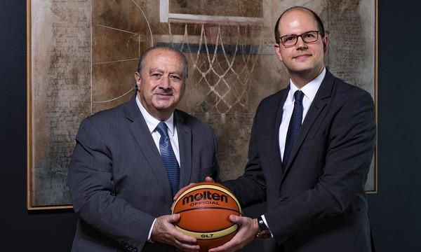 Νέο «αφεντικό» της FIBA o Ζαγκλής