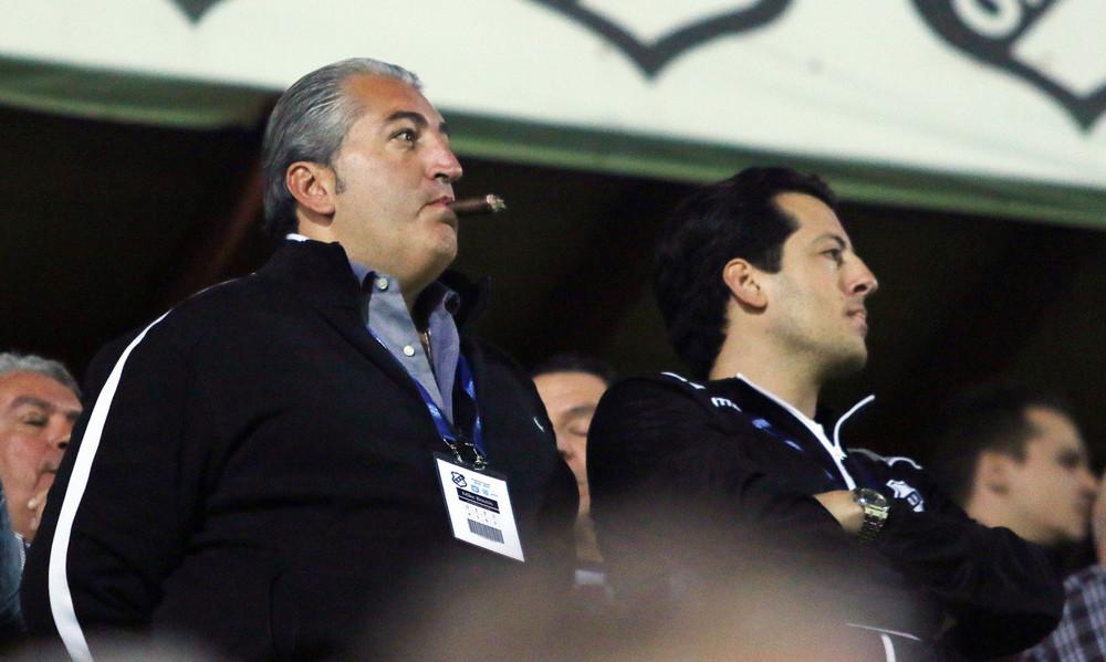 ΟΦΗ: Στην Κρήτη για το ματς με τον Παναθηναϊκό ο Μπούσης