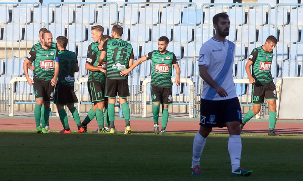 Football League: Τα αποτελέσματα της 8ης αγωνιστικής