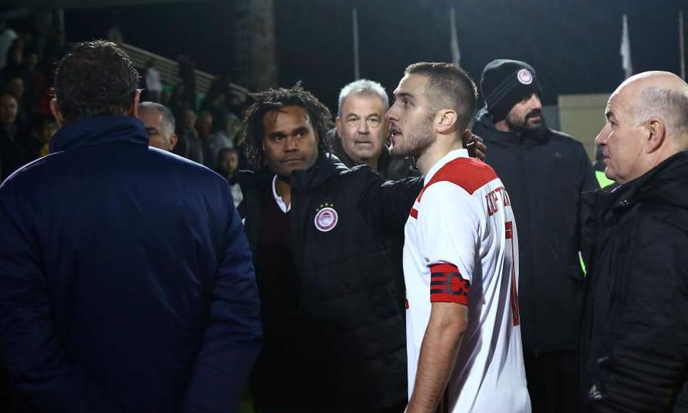 Έξαλλος ο Ολυμπιακός: «Βόμβες» αποχώρησης από το πρωτάθλημα!