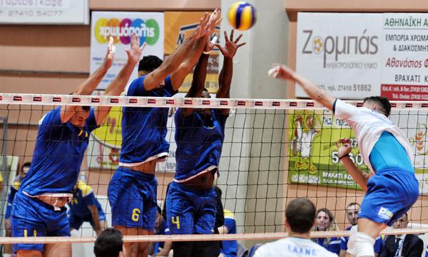 Volley League: Σπουδαία νίκη για Παμβοχαϊκό