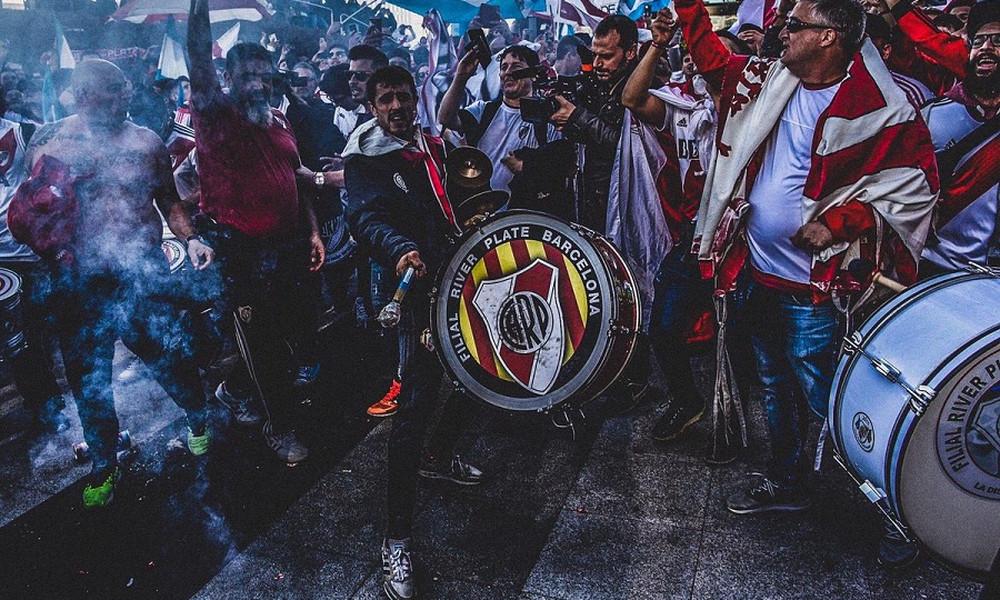 Ρίβερ-Μπόκα: «Κάηκε» το Μπουένος Άιρες για τους πρωταθλητές (vid)