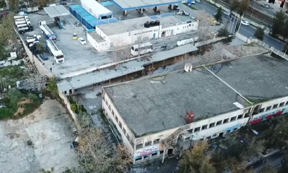 Εδώ θα χτιστεί το νέο σπίτι της Ερασιτεχνικής ΑΕΚ (video)