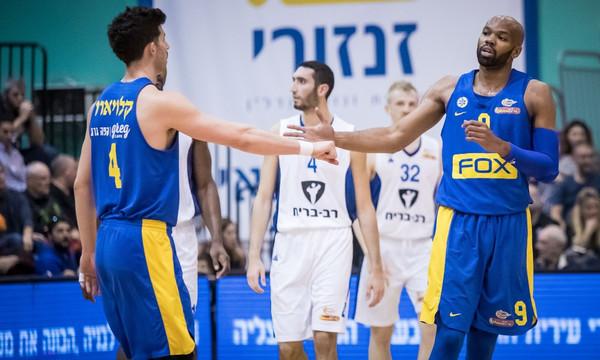 Μακάμπι Τελ Αβίβ: Νίκησε και κοιτάζει Μπασκόνια (photos)