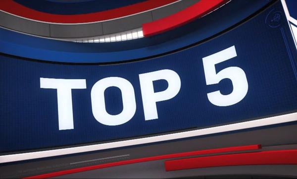 ΝΒΑ Top 5: Με μαινόμενο Ένις στην κορυφή! (vid)