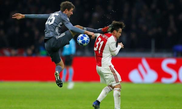 Champions League: Άλλαξε άθλημα ο Μίλερ (video)