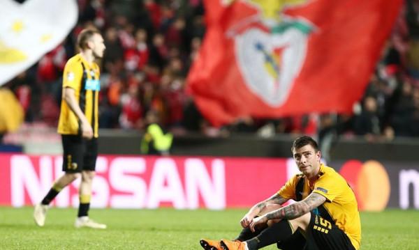 Champions League: Και όμως υπάρχει χειρότερος από την ΑΕΚ φέτος