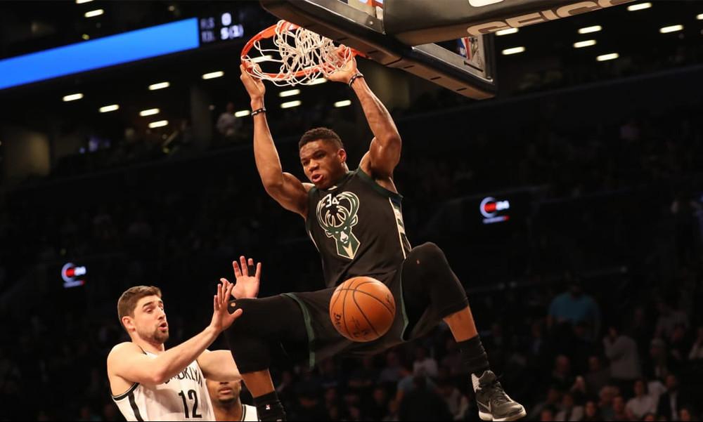 NBA: Top-10 με Γιάννη και… τρίποντες βόμβες! (vid)