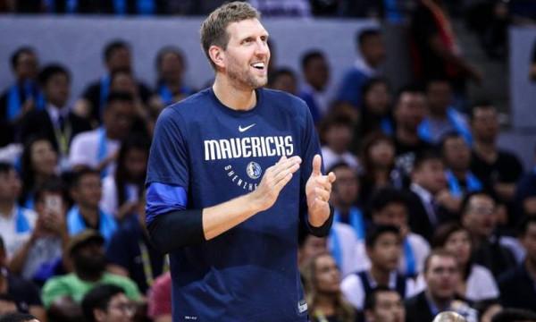 NBA: Έτοιμος για ντεμπούτο ο Ντιρκ!