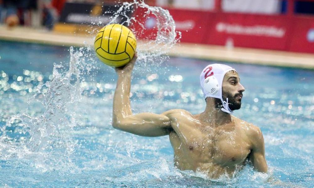 Κύπελλο Πόλο: Πέρασε ο Ολυμπιακός, αποκλείστηκε στο Περιστέρι ο Παναθηναϊκός