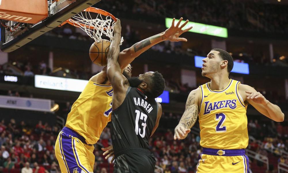 NBA: Με… πτήση Χάρντεν το Top-10 (vid)