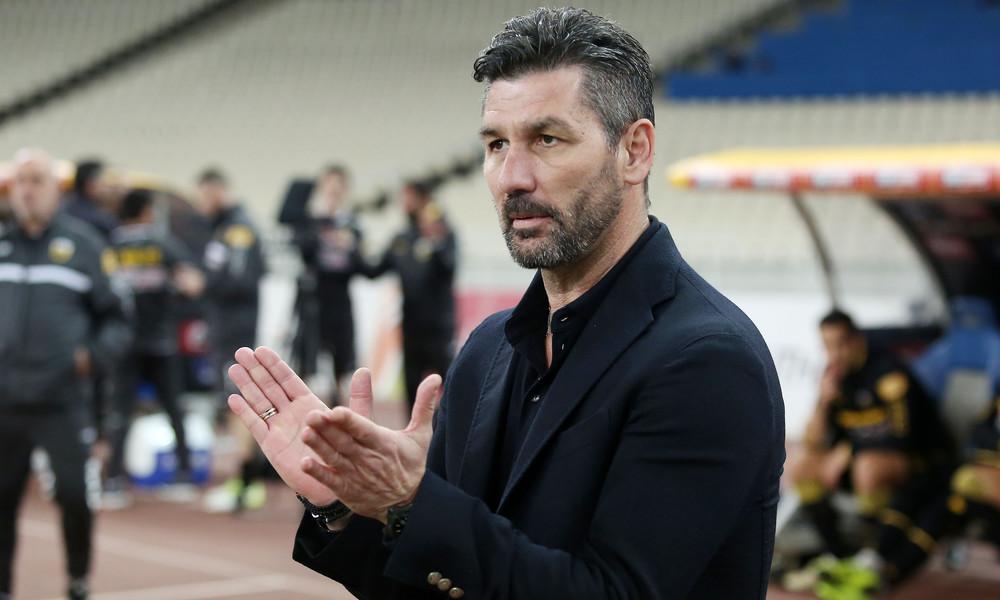 Ουζουνίδης: «Τα θετικά από το Champions League ήταν περισσότερα»
