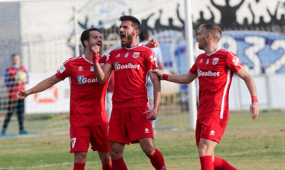 Football League: Ασταμάτητος ο Βόλος, Δράμα ο… Ηρακλής