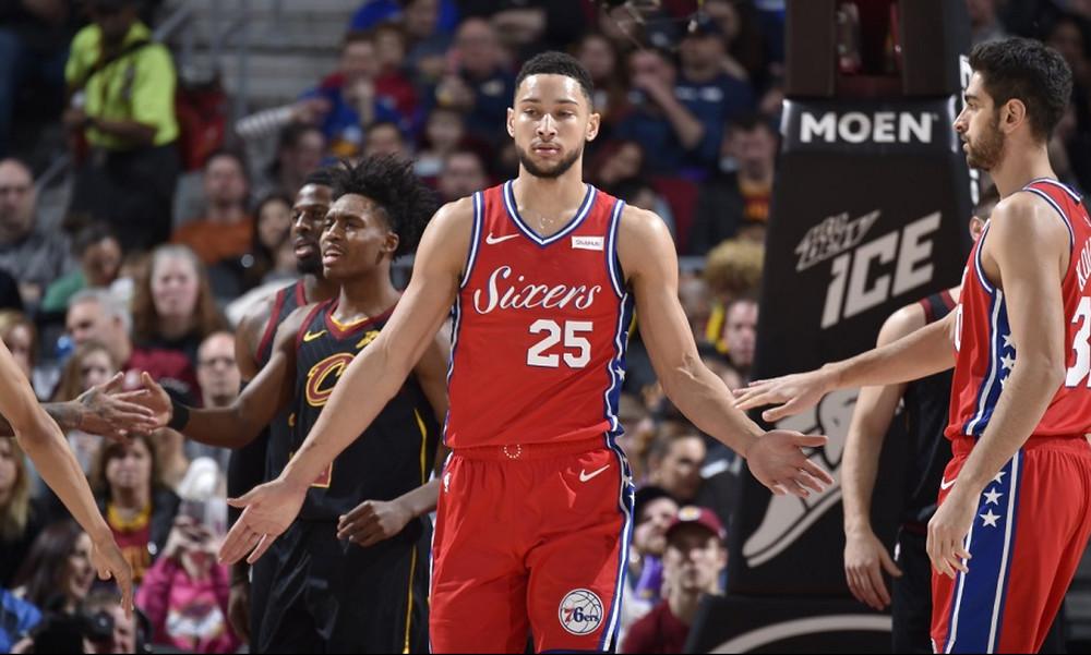 NBA: Πέρασαν από το Κλίβελαντ οι 76ers, πήραν το ντέρμπι οι Νάγκετς (vid)