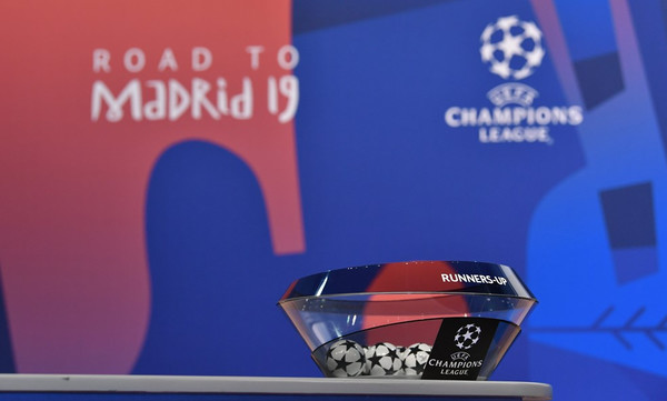 Champions League: Αυτά είναι τα ζευγάρια των «16»