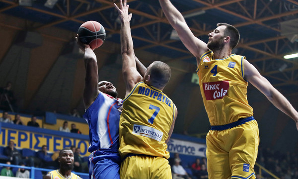 Basket League: Η παρακάμερα της νίκης του Περιστερίου επί του Πανιωνίου (vid)