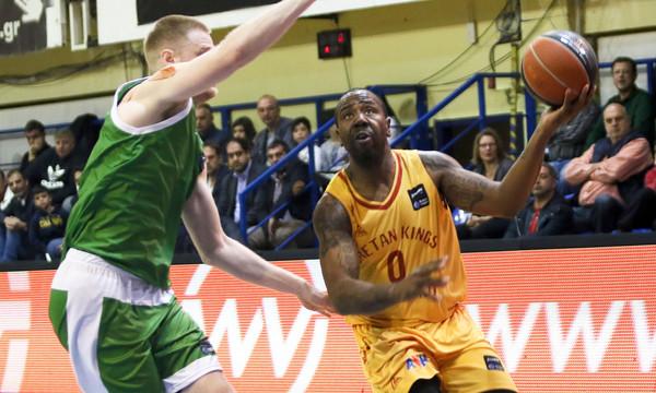 Basket League: Παίρνει Άρμστεντ η Κύμη (vid)