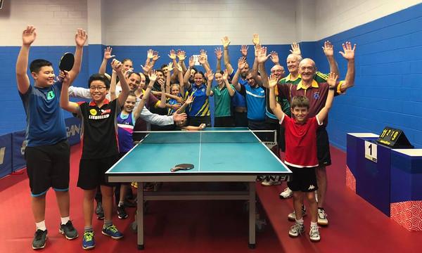 Πινγκ Πονγκ: Πήραν εμπειρίες στην Αυστραλία (photos)