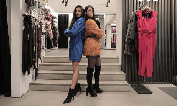 Shopping therapy με την Αθηνά Κοΐνη (photos, video)