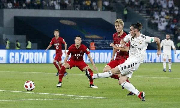 Στον τελικό με… Μπεργκ η Ρεάλ Μαδρίτης (video)