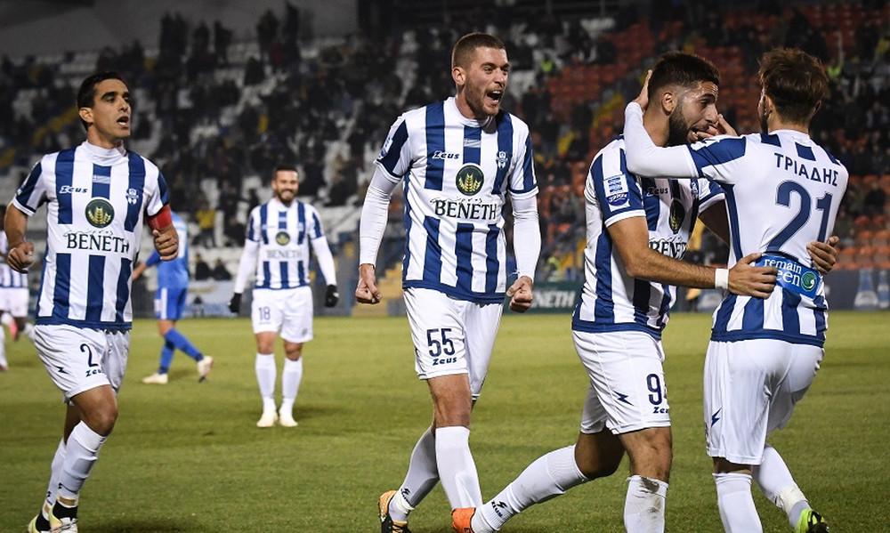 Κύπελλο Ελλάδας: Έμεινε «όρθιος» στα Τρίκαλα και προκρίθηκε ο Απόλλων Σμύρνης