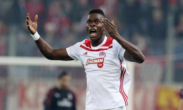 Europa League: Στους καλύτερους νέους παίκτες ο Σισέ!