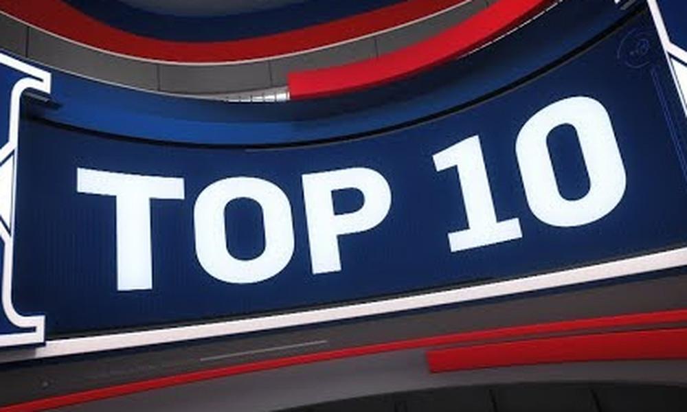 ΝΒΑ Top 10: «Ίπταται» ο Ντόντσιτς! (vid)