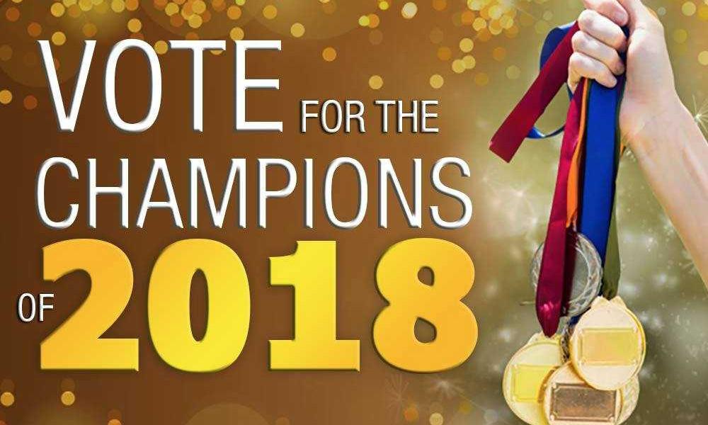 Πετρούνιας, Στεφανίδη υποψήφιοι για καλύτεροι αθλητές στον κόσμο