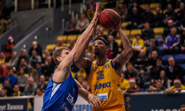 VTB League: Τρομερή Χίμκι «πάτησε» τη Ζενίτ!