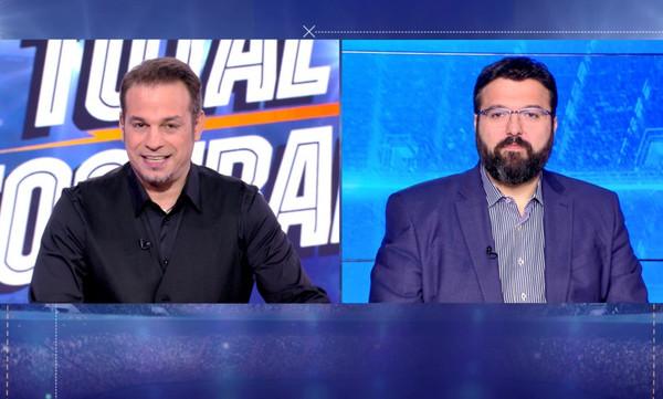 Βασιλειάδης: «Θέλουμε να αλλάξουμε σελίδα στο ελληνικό ποδόσφαιρο»