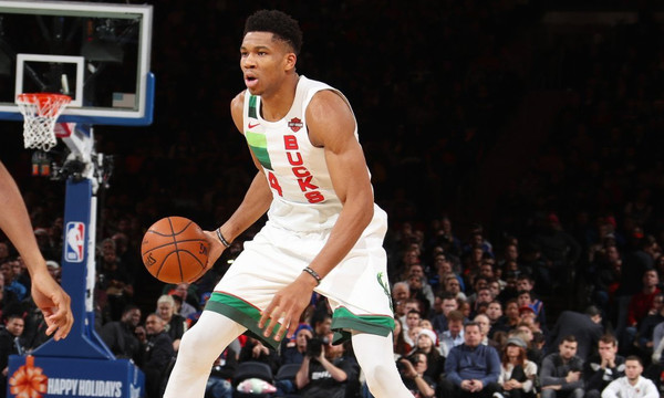 NBA: Εξαιρετικός Αντετοκούνμπο,«σκόρπισε» τους Νικς (videos+photos)