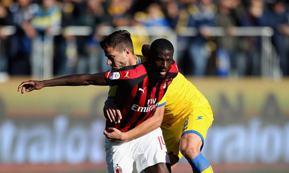 Serie A: Ούτε τώρα η Μίλαν