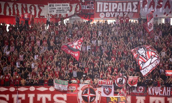 Ολυμπιακός: Κατάμεστο το ΣΕΦ με Παναθηναϊκό ΟΠΑΠ!