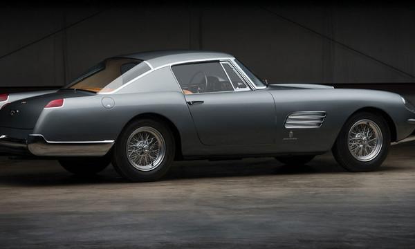 H «πριγκιπική» Ferrari του 1957