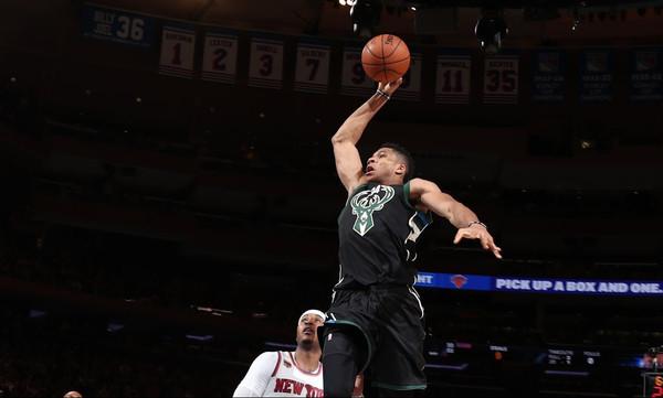 NBA: Καλύτερο κάρφωμα του 2018 ο Γιάννης! (vid)