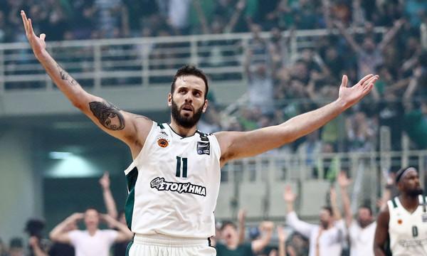Παίζει στο Ολυμπιακός - Παναθηναϊκός ΟΠΑΠ ο Νίκος Παππάς (video+photos)