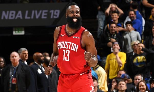 NBA: Χάρντεν... και πάλι Χάρντεν στο Top-5! (vid)