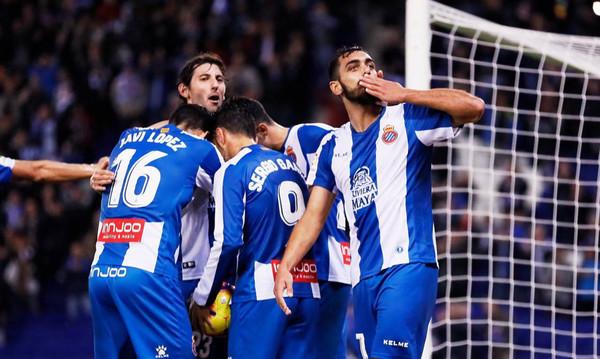 Primera Division: Σπουδαία νίκη για την Εσπανιόλ (video)