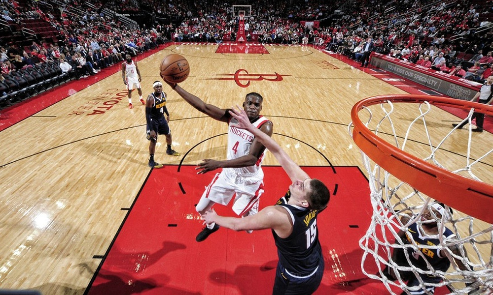 NBA: Σταμάτησαν τους Νάγκετς οι Ρόκετς (vid)