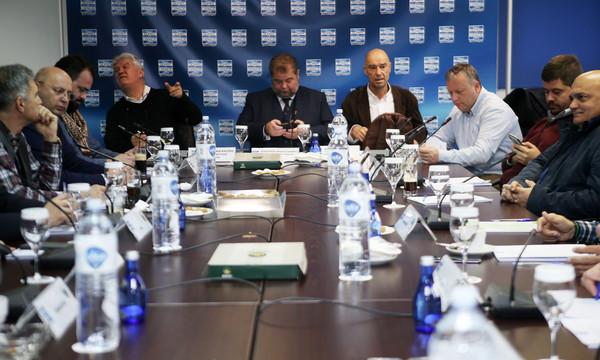 Super League: Αποφασίζει για 15η αγωνιστική και… Μπαταγιάννη