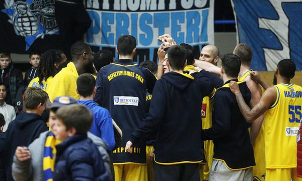 Basket League: Διαρκείας… δεύτερου γύρου στο Περιστέρι!