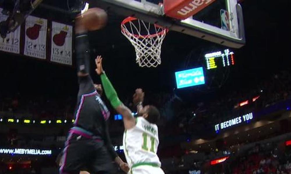 NBA: Τρέλανε κόσμο ο Τζέιμς Τζόνσον στο Top-10! (vid)