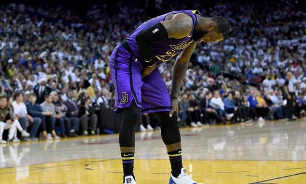 NBA: Παραμένει εκτός ο Λεμπρόν!