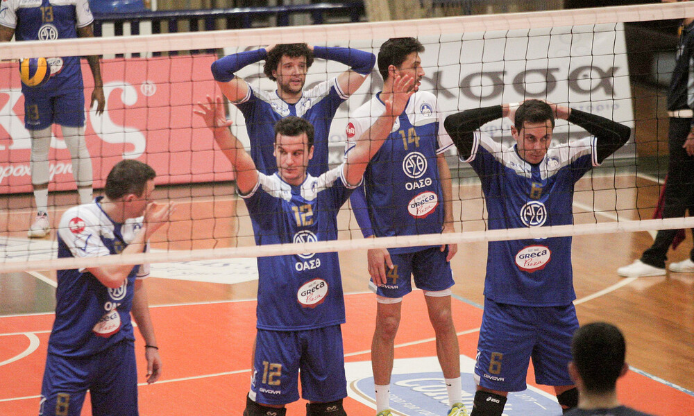 Volley League: Νίκες για Ηρακλή και Κηφισιά