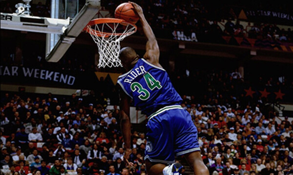 ΝΒΑ: Τρεις παίκτες των 90's που σπατάλησαν το ταλέντο τους (vid)