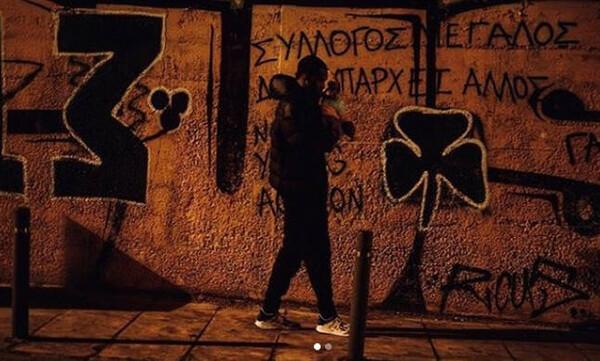 Παναθηναϊκός ΟΠΑΠ: Στην «πράσινη» Αθήνα ο πατέρας Κιλπάτρικ (photos)