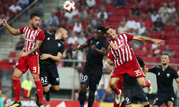 LIVE CHAT: Λεβαδειακός-Ολυμπιακός 0-2 (τελικό)